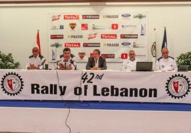 42ème Rallye du Liban