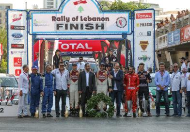 42ème Rallye du Liban 2019
